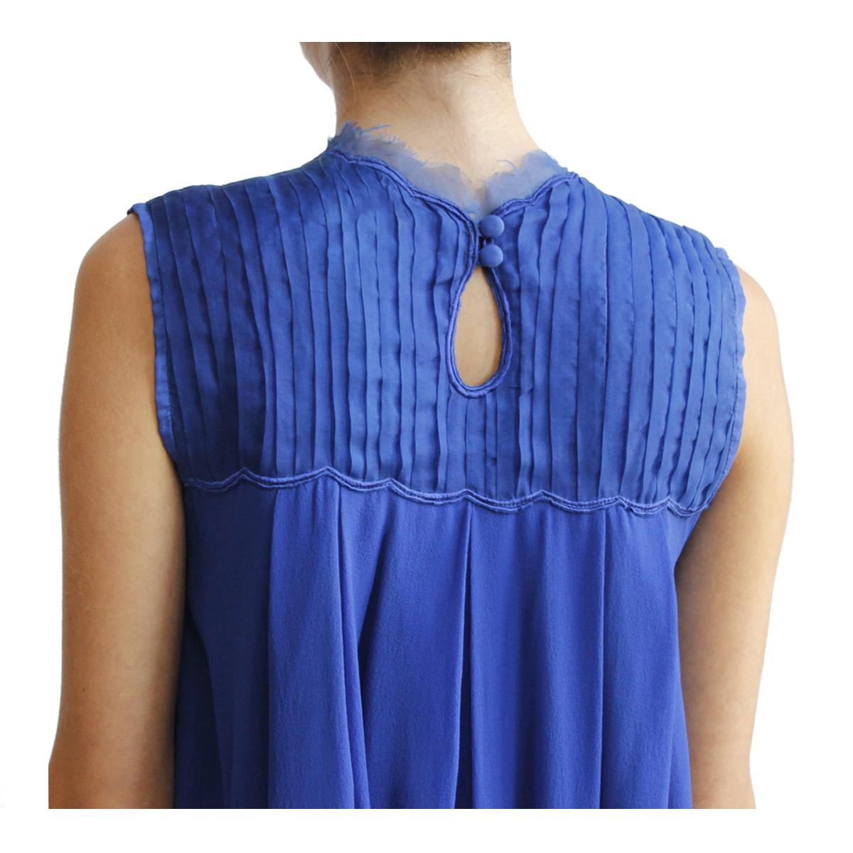 Coco Dress Coco Dress Azul eléctrico
