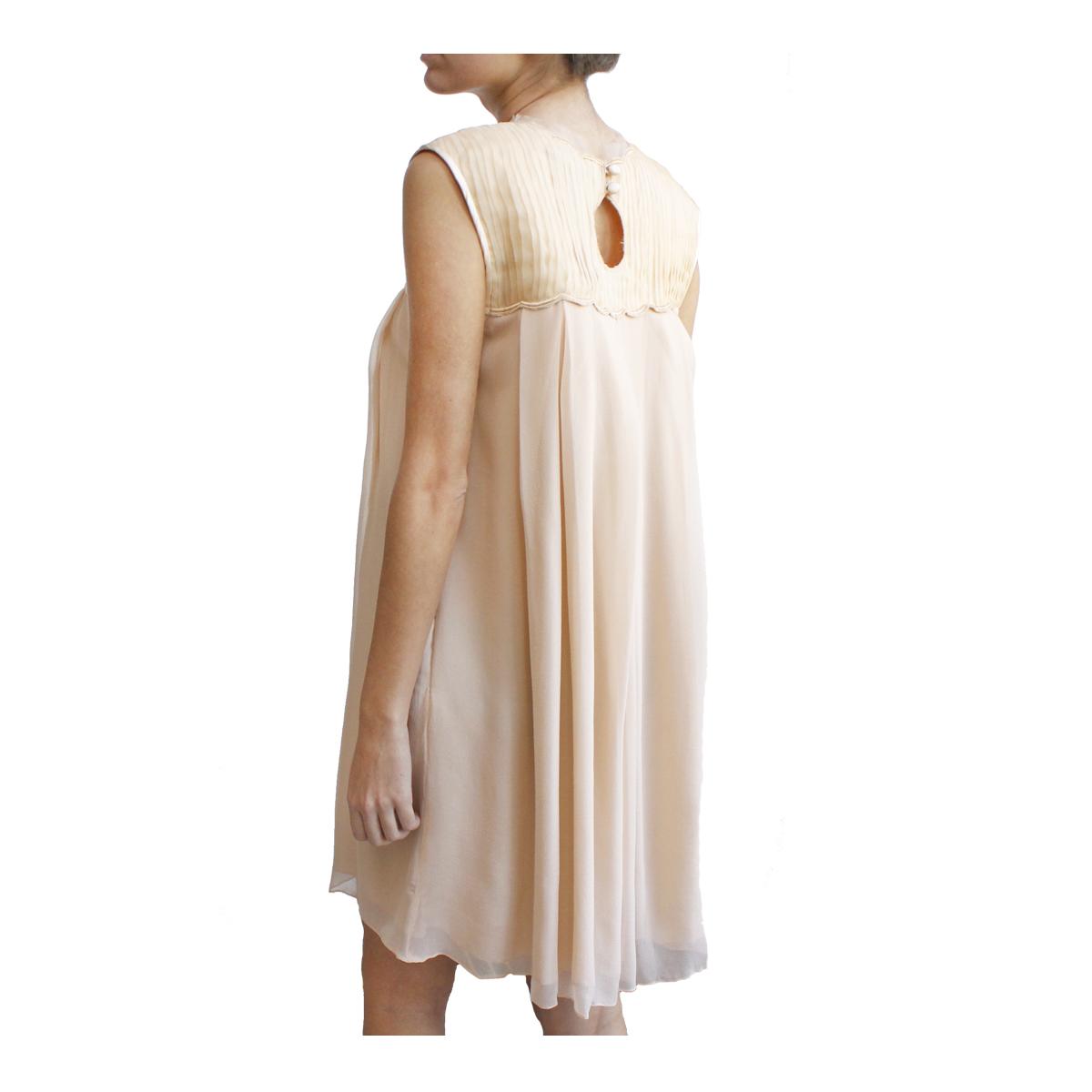 Coco Dress Nude